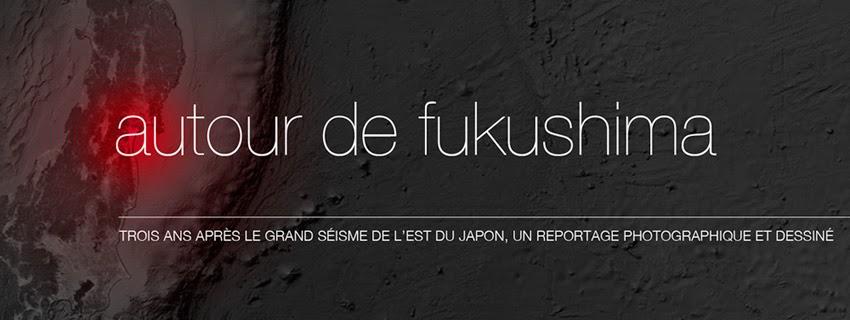 autour de fukushima