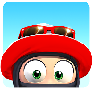 Clumsy Ninja v1.8.0 Mod [Unlimited Coins/Gems]