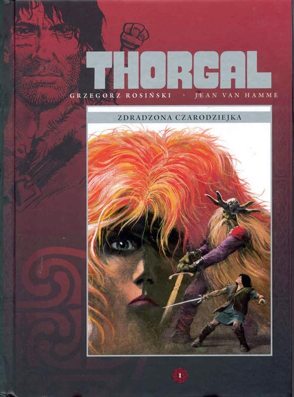 Thorgal - Zdradzona Czarodziejka