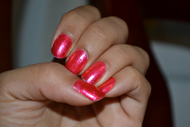 Sephora by OPI: Go With The Flow-er (with Flash)