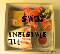 Swap organizado por Rosa Verdosa