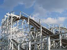 Columbus Zoo Roller Coaster