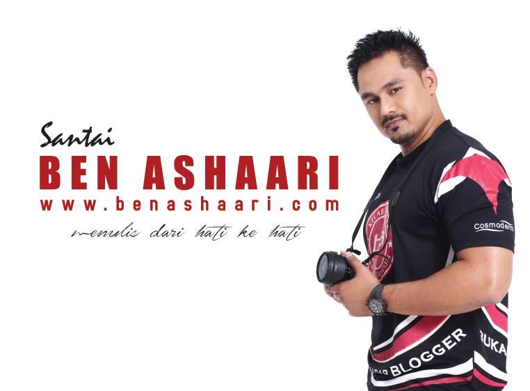 Saya Cari Makan Melalui Blog - Ben Ashaari