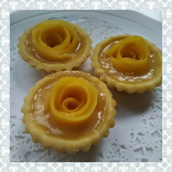 Mango-Rose-Pudding-Tarts