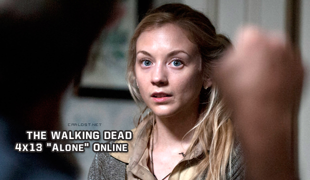 The Walking Dead 4x13 Alone Online