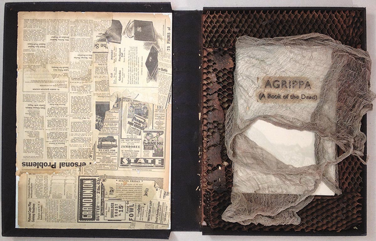 book of the dead agrippa