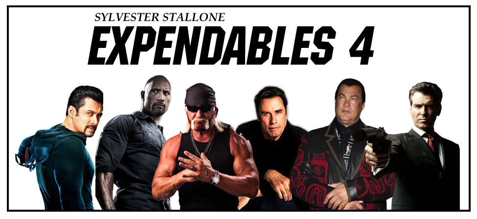 Expendables 4 release date