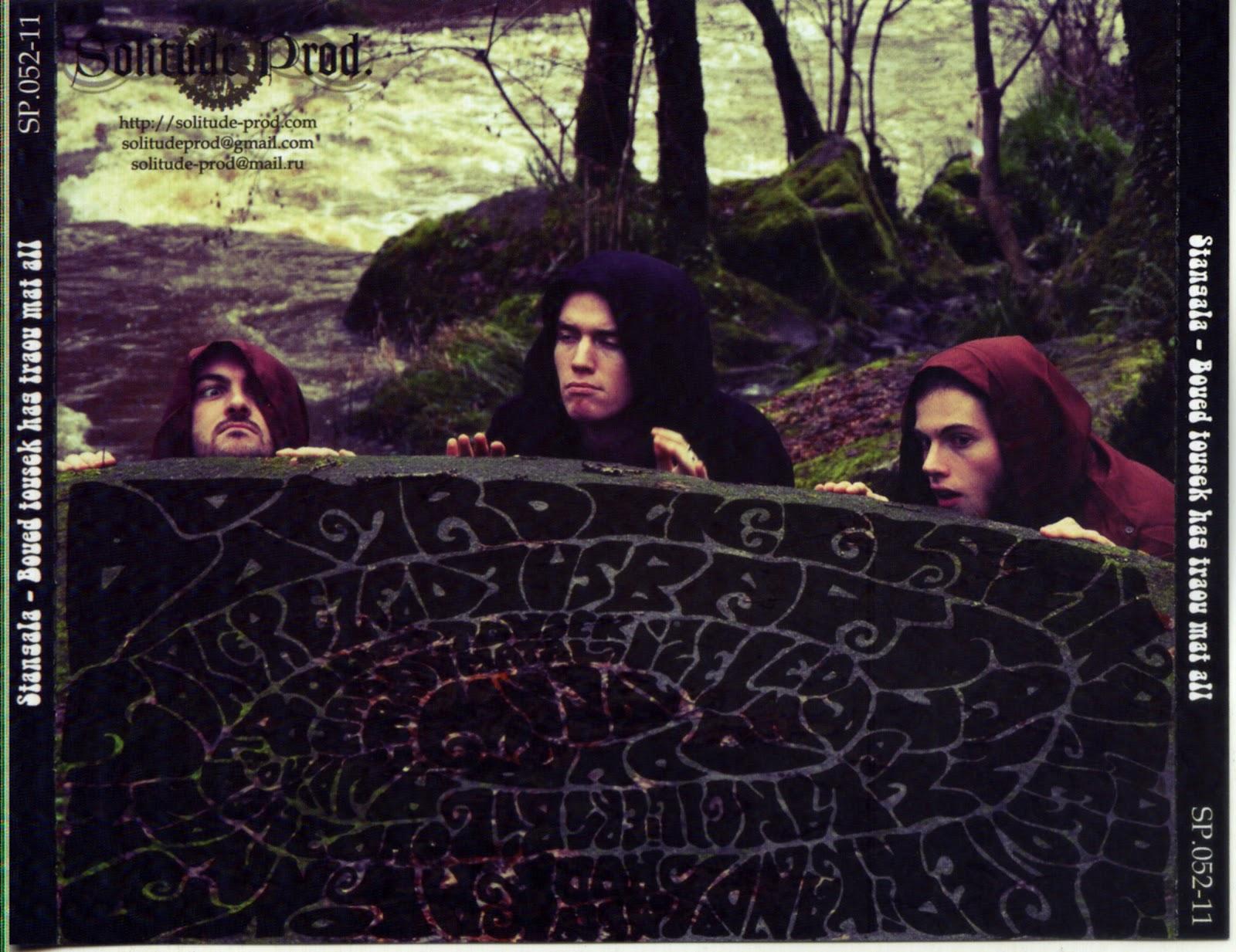 Druidin nudes pics