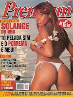 Confira as fotos da musa do Big Brother Brasil 4, Solange, Capa da Sexy Premium de março de 2005, ensaio secundário, Teresa Winter!
