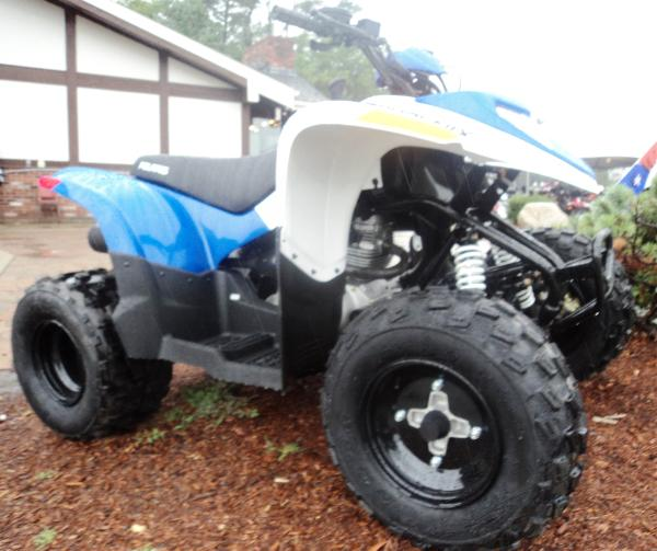 2012 Polaris Phoenix 200 Specifications And Pictures