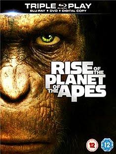 Filme Poster Planeta dos Macacos: A Origem BRRip XviD & RMVB Legendado
