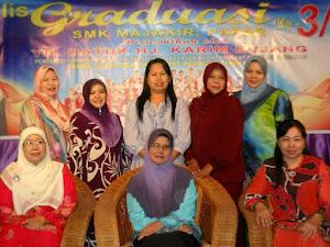 GRADUASI PRA-U 2011/30 OKT 2011