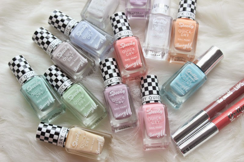 Barry M Spring 2015 Launches