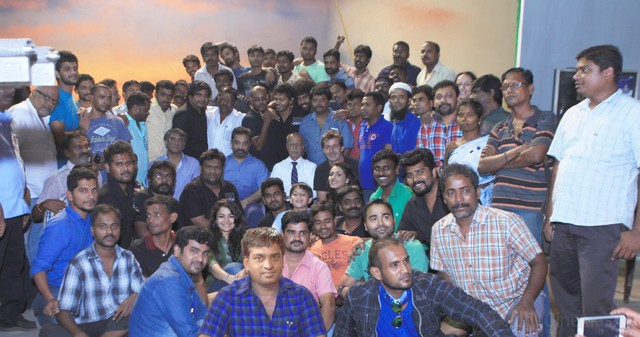 Cheekati Rajyam Shooting completed,Cheekati Rajyam movie shooting,Cheekati Rajyam Shooting,Kamal Haasan Cheekati Rajyam Telugucinemas.in