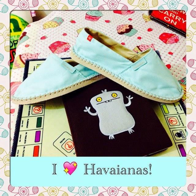I L.O.V.E Havaianas!