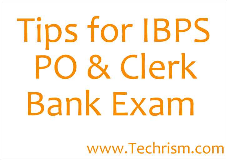 tips for ibps preparation Ibps po prelims 2017: last minute preparation tips for candidates institute of banking personnel selection (ibps) po preliminary examination is going to be held on october 7, 8, 14 and 15.