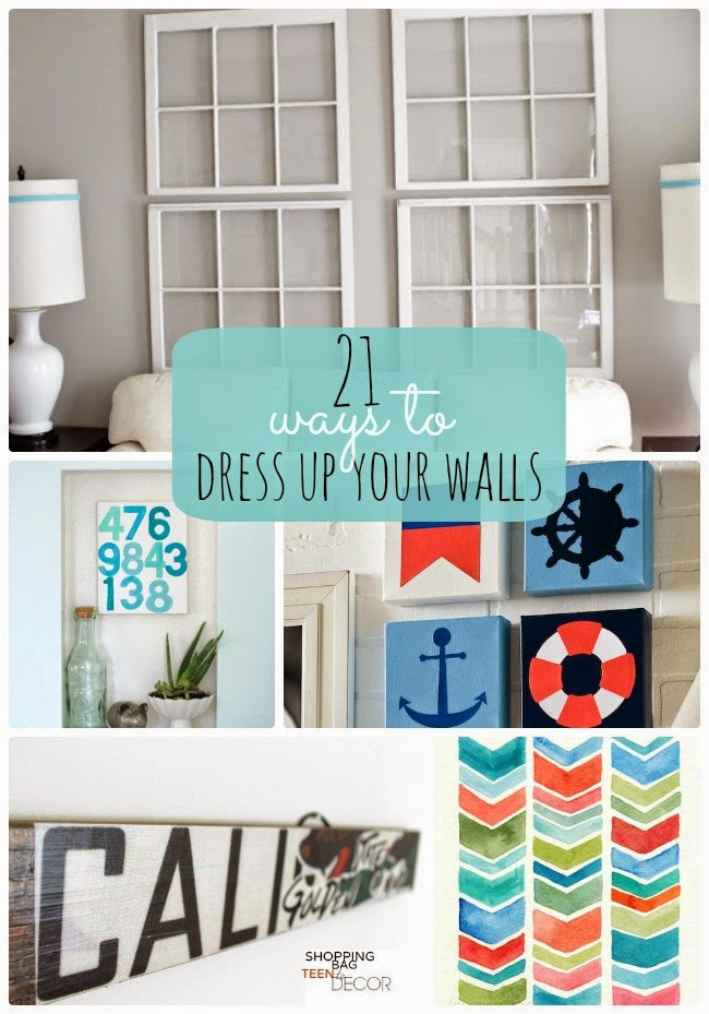 21 Ways to Dress Up Your Walls