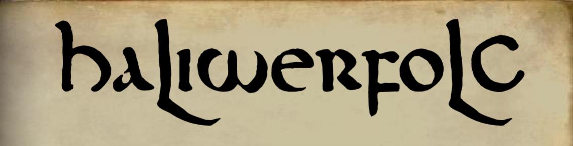 Haliwerfolc Poetry