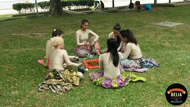 """#FBP2015 @FestivalBelia15 : Unik """"Tarian Lesung Batu"""""""