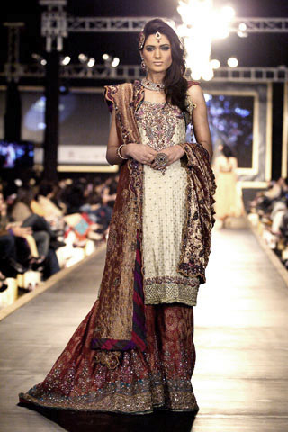 Sehar Ali Collection at Bridal Couture Week 2010