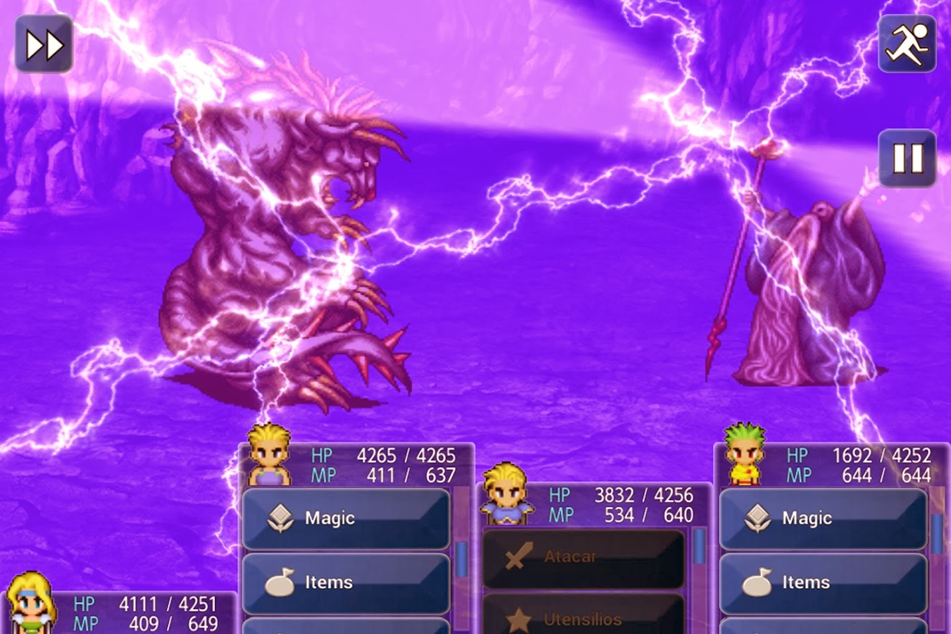 FINAL FANTASY 6 Android Game ,