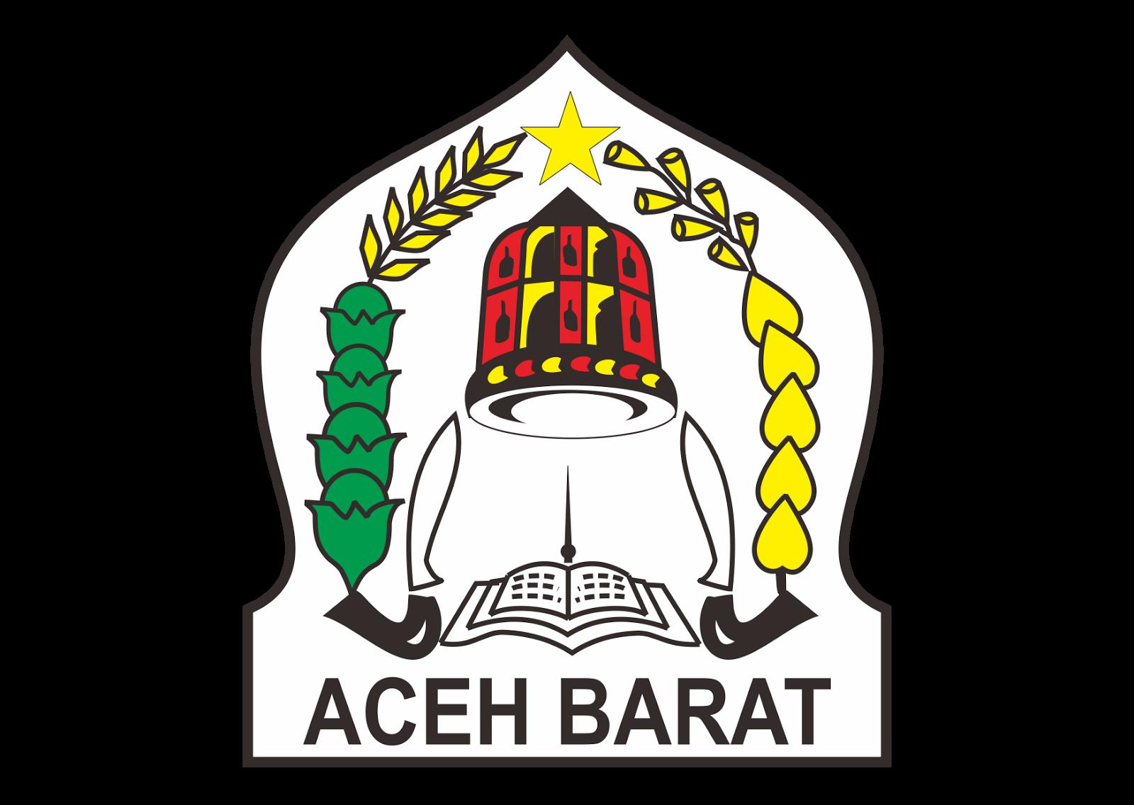 Kabupaten Aceh Barat Logo Vector Format Cdr Ai Eps Svg Pdf Png