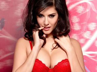 Sunny Leone in a workshop