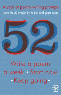 cover of 52: A year of poetry writing prompts