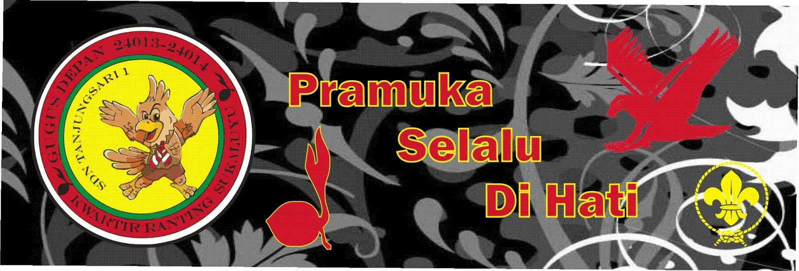 Pramuka SD N Tanjungsari 1