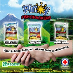 REGENT PINOY FISH CRACKERS