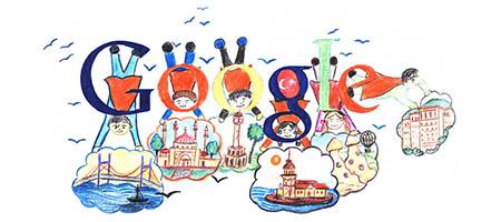 Doodle 4 Google 2013 - Turkey Winner