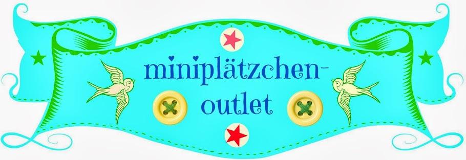 Miniplätzchen-Outlet