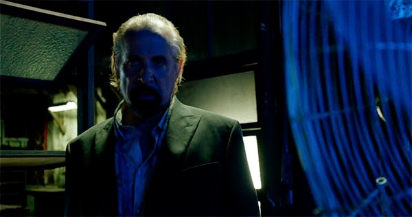 Peter Stormare en Arrow 3x01