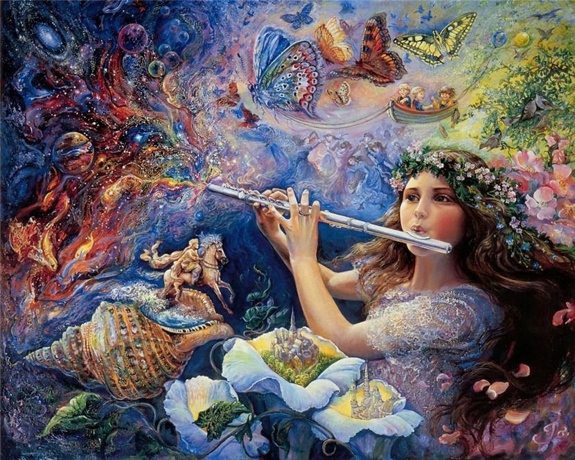 Бессмертна музыка одна