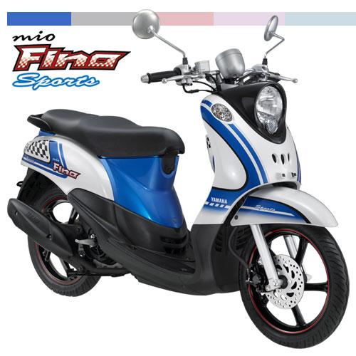 Mio Fino Sporty Yamaha Motor Bandung