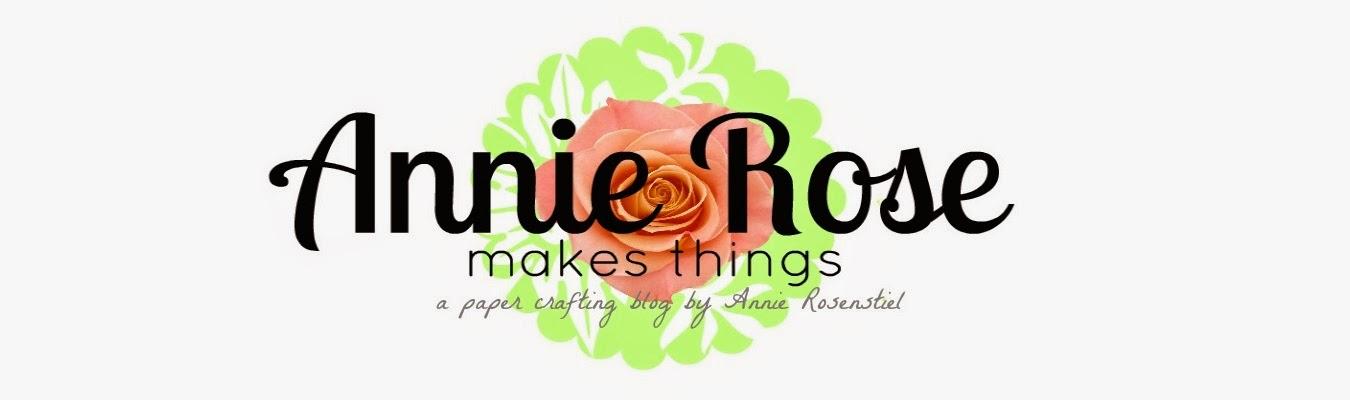 Annie Rose Makes Things