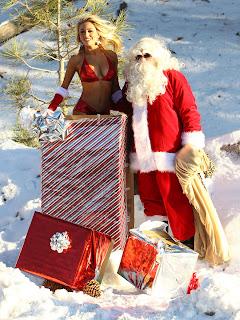Courtney Stodden Bikini Pics, Courtney Stodden Santa costume Pics