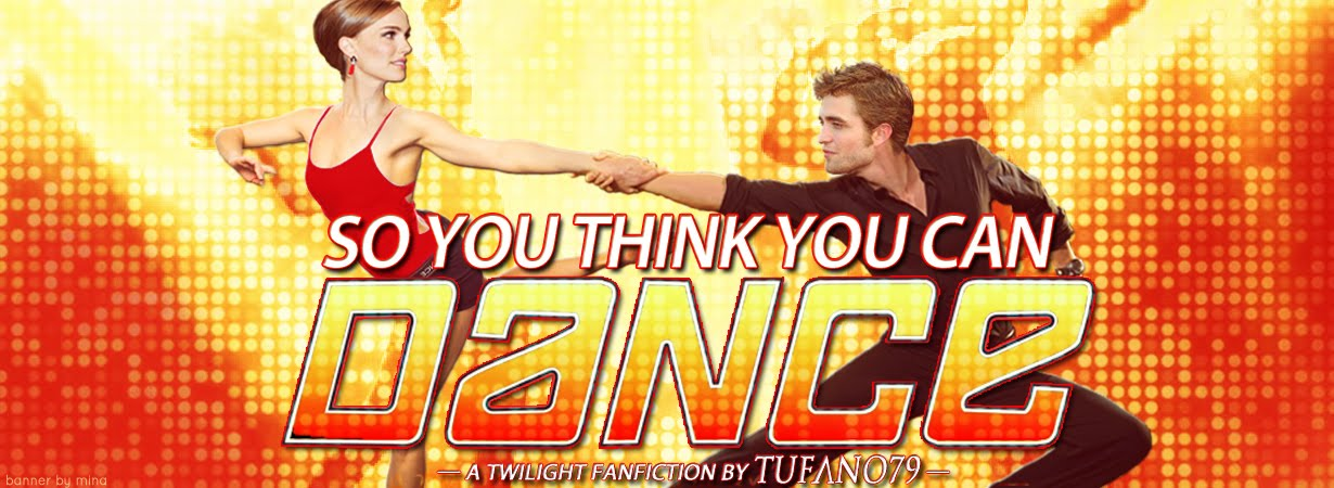 So You Think You Can Dance FanFic