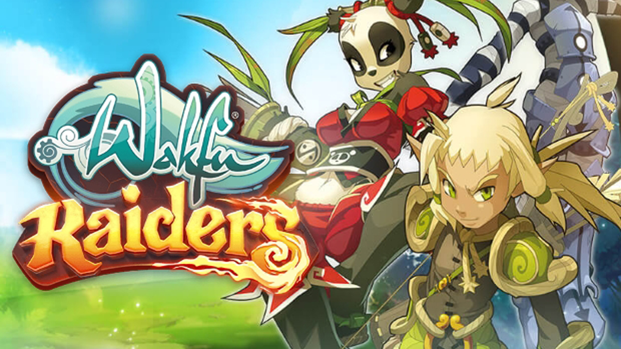 Wakfu Raiders Gameplay IOS / Android