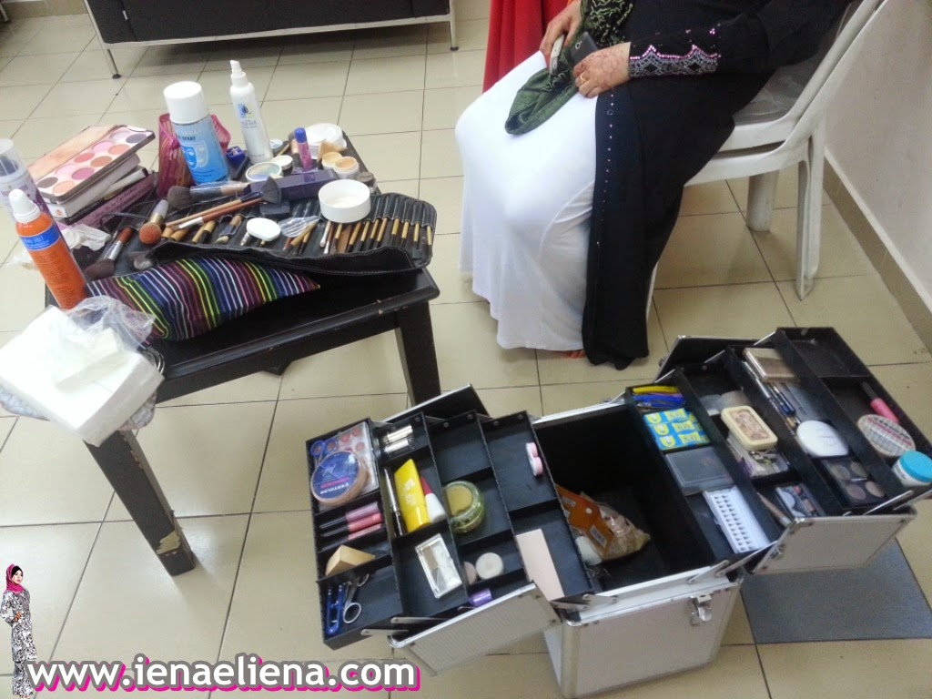 Make Up Bersanding