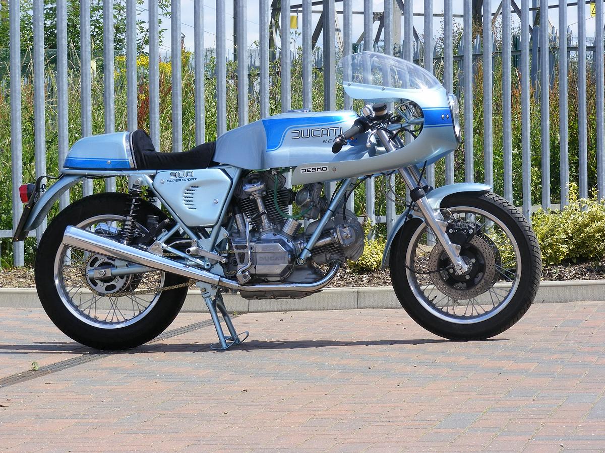 Planet Japan Blog: Ducati SS 900 by Neko Mook