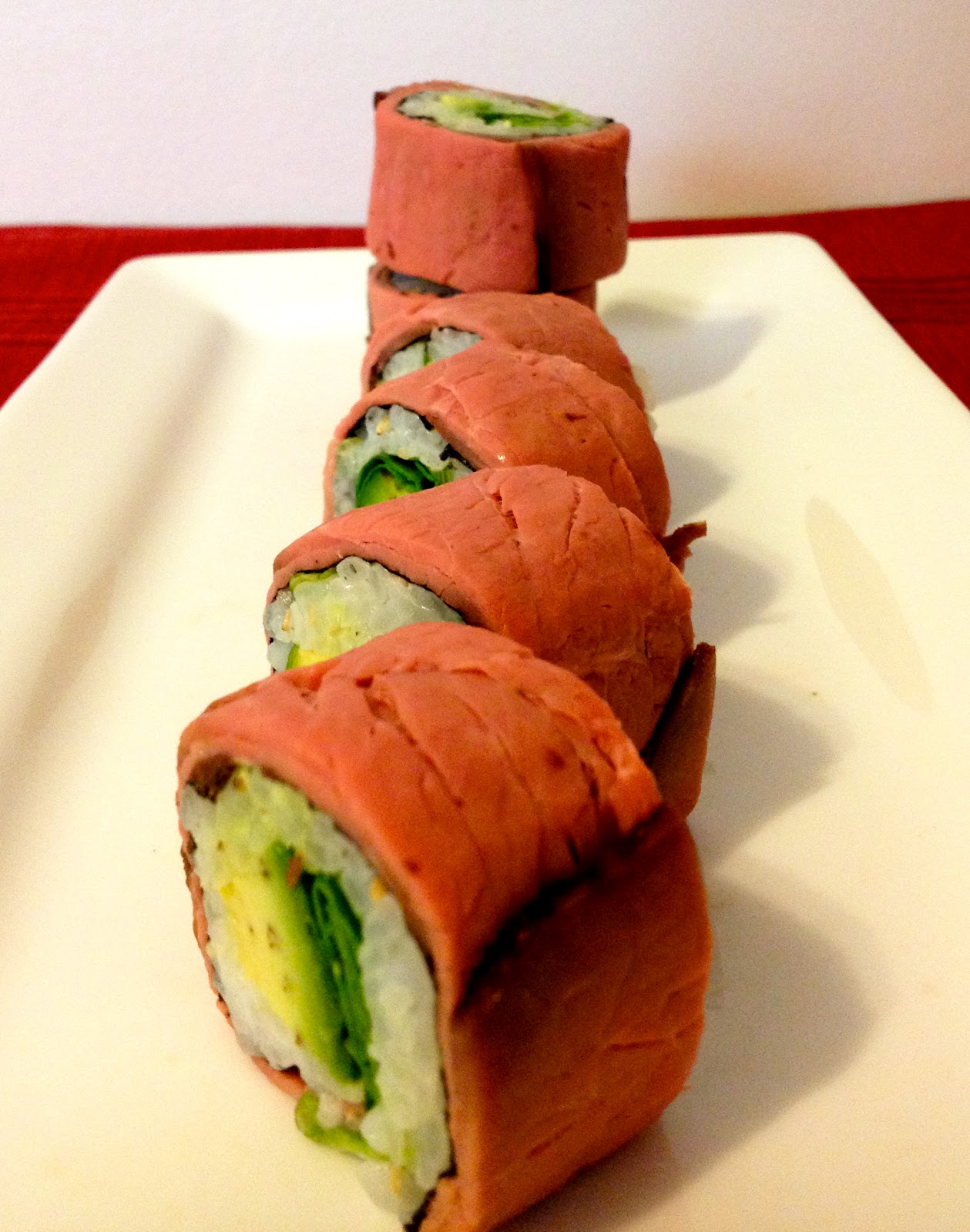 ... sushi roll roast beef and cheese roll ups beef roll sushi recipes