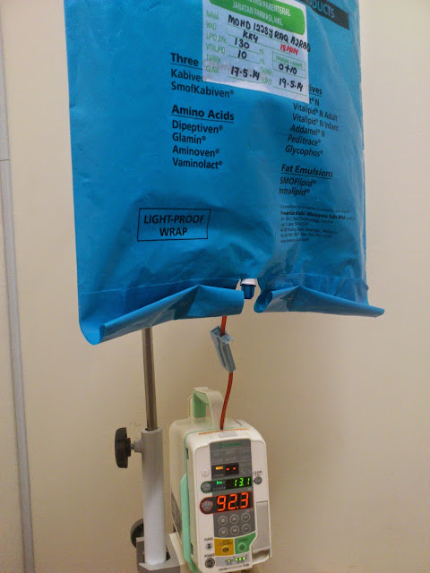 Terumo Infusion Pump for TPN
