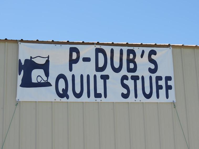 P-Dub's Quilt Stuff
