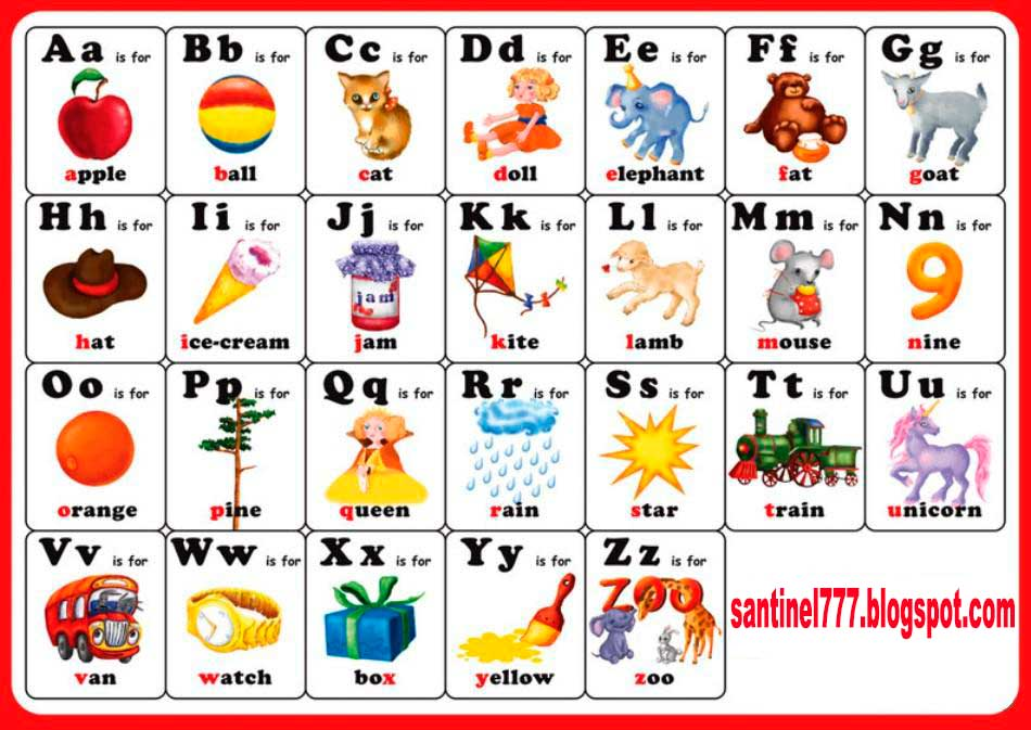 Как сделать английскую азбуку 2 класс своими