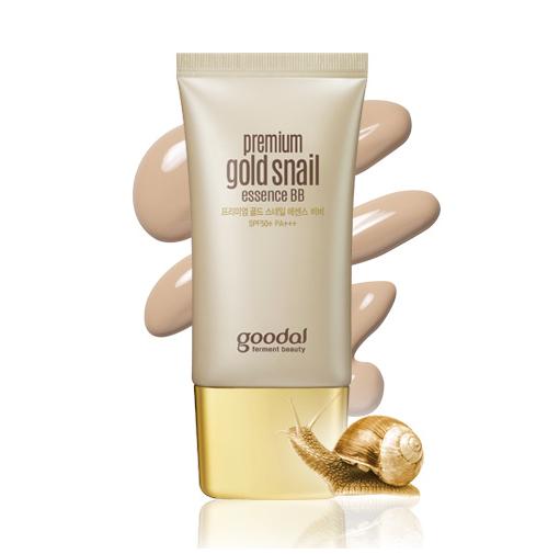 Goodal Premium Gold Snail Essence BB