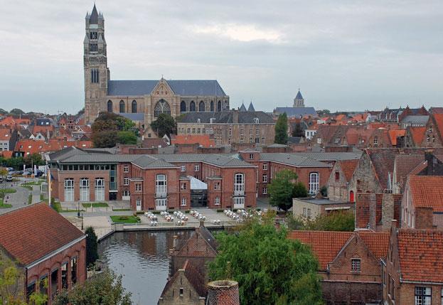 Historic Centre of Brugge Belgium