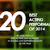 20 Best Acting Performances of 2014