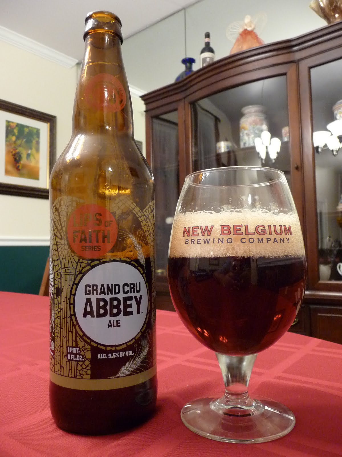 new belgium brewing company essay In 1991, lebesch opened the new belgium brewing company (nbb) with his wife, kim jordan, as the marketing director new belgium brewing a paper submitted in partial fulfillment for the bachelor of science degree in business administration and finance table of contents page no.