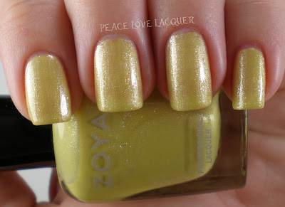 Zoya, Lovely, Piaf, Gold, Shimmer